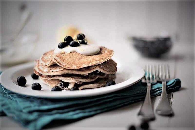 Overheerlijke proteine pancakes