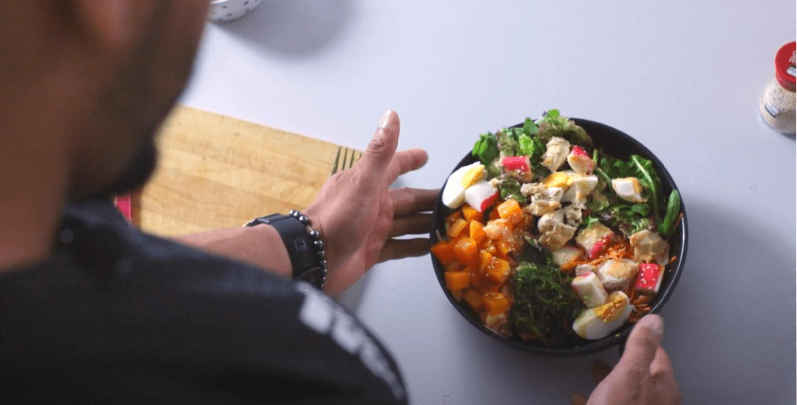 Poké Salad - Shape Shifters Arnhem